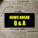 Questions & Answers : News Break – Max Fatchen (Form1)