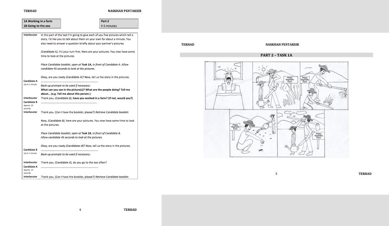 E Book Form 3 Speaking Pt3english Com